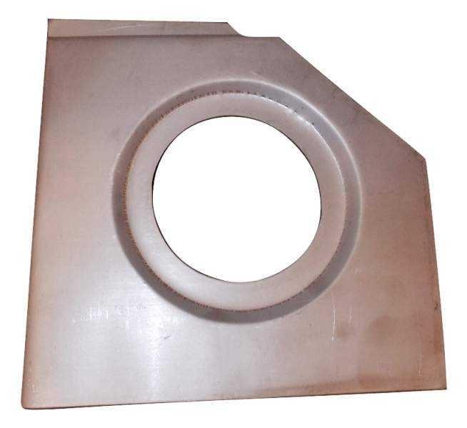 Reperaturka błotnika tylnego / wlew paliwa RENAULT KANGOO 98-02 - big
