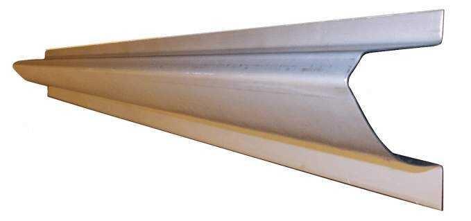 Próg drzwi kabiny tylnej/dubel kabina/ RENAULT MASTER 98-10 - big