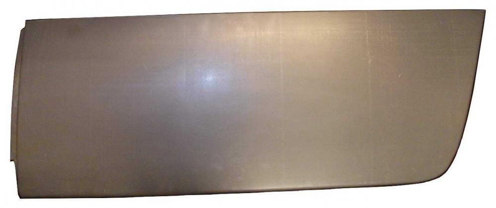 Reperaturka poszycia drzwi bocznych DODGE CARAVAN 01-06 - big
