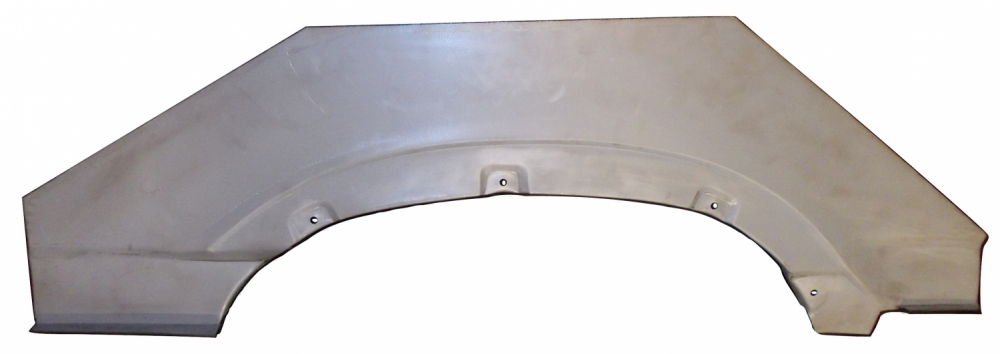 Reperaturka błotnika tylnego NISSAN INTERSTAR 02-10 - big