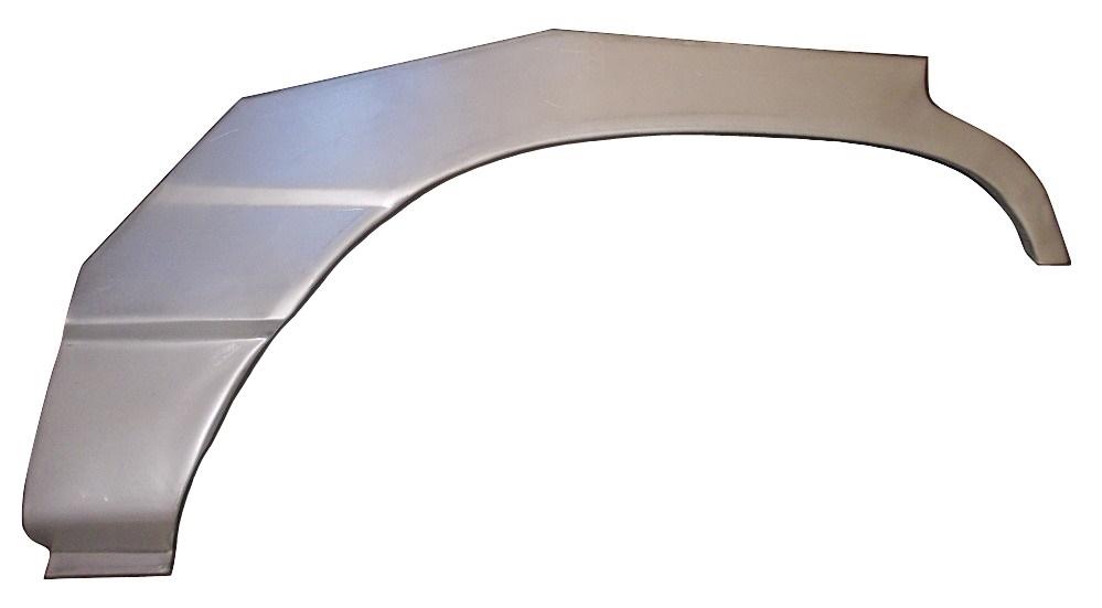 Reperaturka błotnika tylnego część tylna TOYOTA LAND CRUISER (FJ 100) 98-07 - big