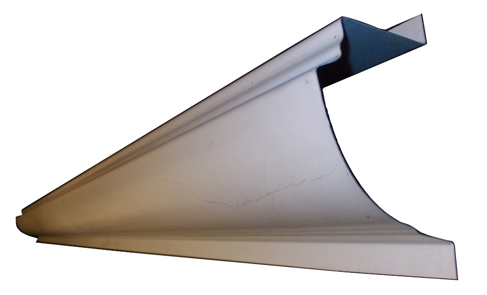 Reperaturka progu TOYOTA LAND CRUISER (FJ 100) 98-07 - big
