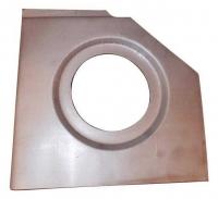 Reperaturka błotnika tylnego / wlew paliwa RENAULT KANGOO 98-02 - small