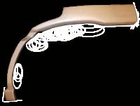Reperaturka błotnika tylnego NISSAN TERRANO II 93-04 - small