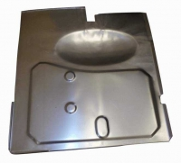Podłoga kabiny element przedni  ŻUK - small