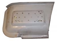 Reperaturka błotnika tylnego za wnęką RENAULT MASTER 98-10 - small