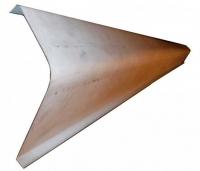Reperaturka progu MERCEDES S-CLASSE (W220) 98-05 - small