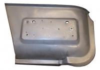 Reperaturka błotnika tylnego za wnęką NISSAN INTERSTAR 02-10 - small