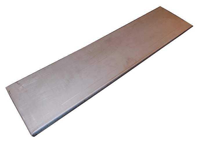 Poszycie drzwi tylnych niskie MERCEDES-BENZ 207-410 - medium