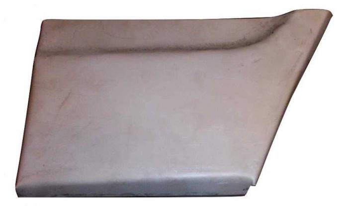 Reperaturka błotnika tynego LEWA przed wnęką=PRAWA za wnęką MERCEDES-BENZ 207-410 - medium