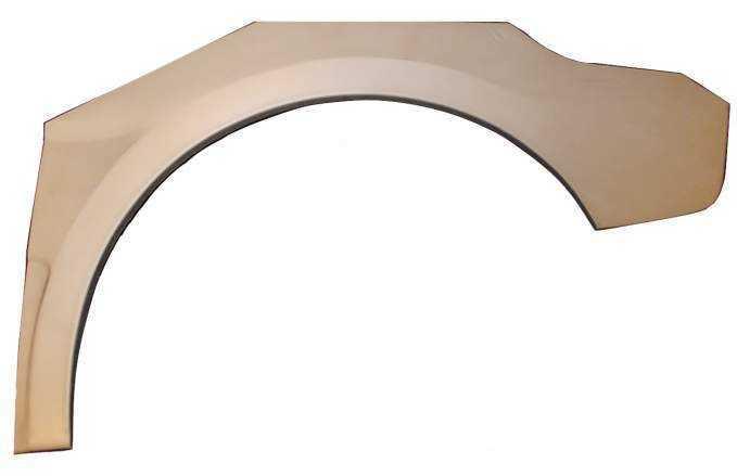 Reperaturka błotnika tylnego OPEL VIVARO 01-14 - medium