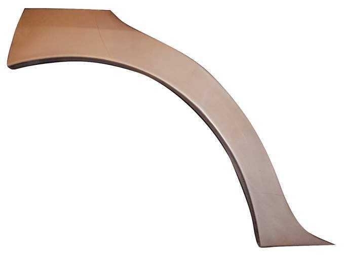 Reperaturka błotnika tylnego DAEWOO KALOS (T 200) 03-06 HB - medium