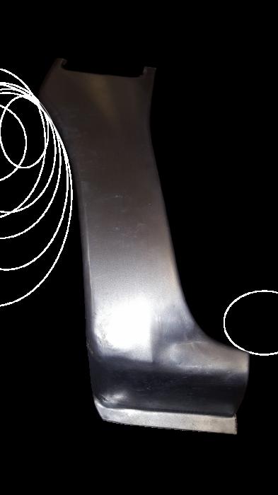 Narożnik kabiny część tylna TOYOTA HILUX 01-05 - medium