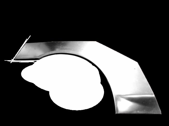 Reperaturka błotnika tylnego HONDA PRELUDE 96-01 / 5-generacja - medium