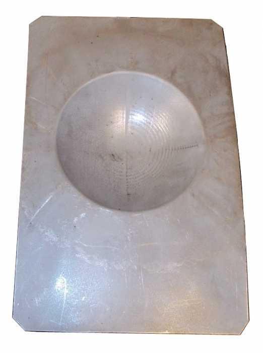 Reperaturka wnęki klamki UNIWERSALNA MERCEDES SPRINTER 06-18 - medium