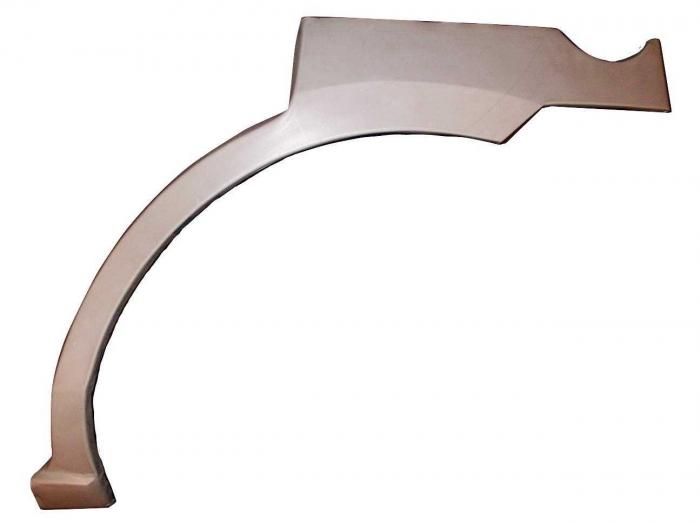 Reperaturka błotnika tylnego MAZDA 2 03-07 - medium