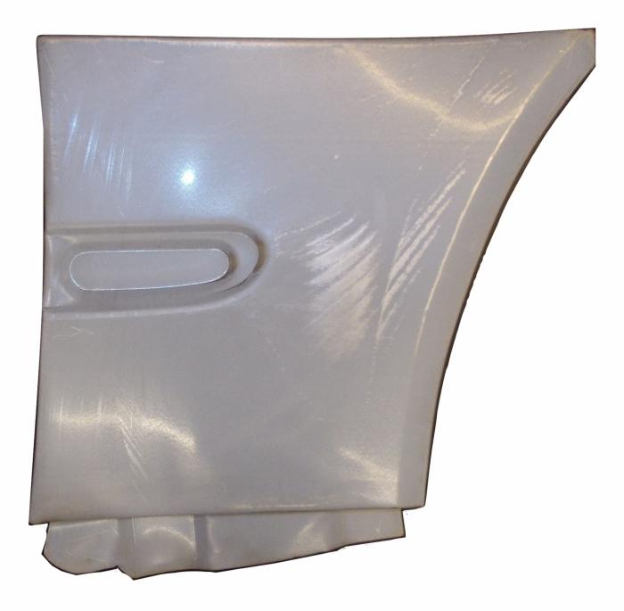 Reperaturka błotnika przedniego część tylna MERCEDES C SPORTCOUPE (CL 203) 00-08 - medium