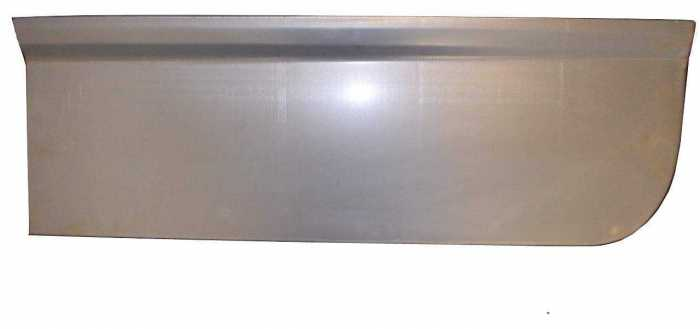 Reperaturka poszycia drzwi tylnych MERCEDES SPRINTER 06-18 - medium