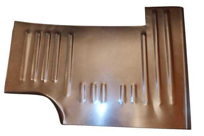 Blacha podłogi - element tylny  ŻUK - medium