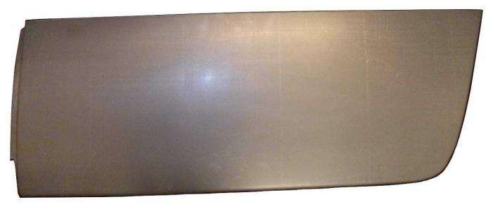 Reperaturka poszycia drzwi bocznych DODGE CARAVAN 01-06 - medium