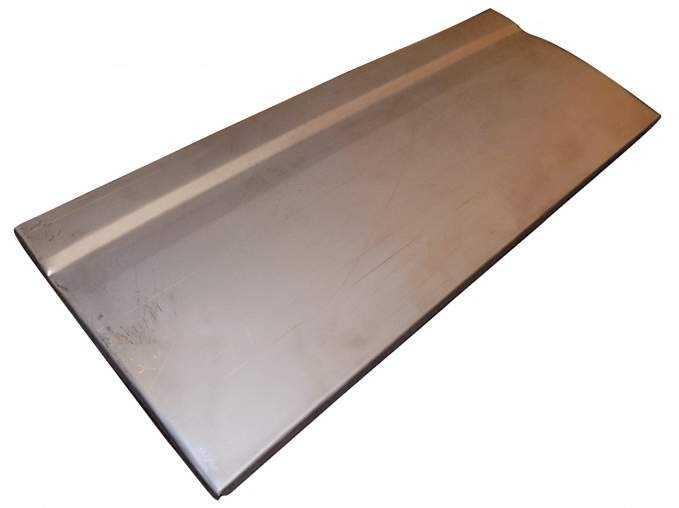 Reperaturka poszycia drzwi kabiny tylnej FORD TRANSIT 00-06/06-13 - medium