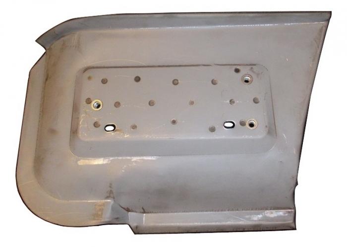 Reperaturka błotnika tylnego za wnęką OPEL MOVANO 98-10 - medium