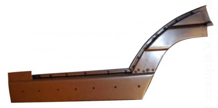 Próg kabiny długi (klp)  ŻUK - medium