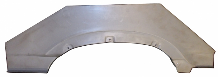 Reperaturka błotnika tylnego OPEL MOVANO 98-10 - medium