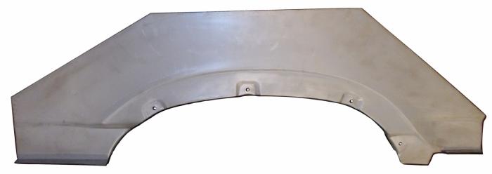 Reperaturka błotnika tylnego NISSAN INTERSTAR 02-10 - medium