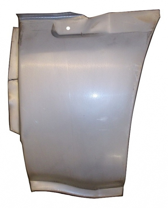 Reperaturka błotnika tylnego przed wnęką NISSAN INTERSTAR 02-10 - medium