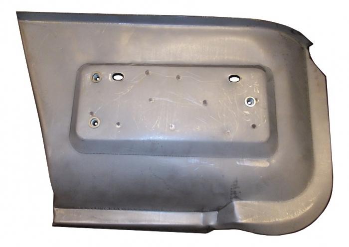 Reperaturka błotnika tylnego za wnęką NISSAN INTERSTAR 02-10 - medium