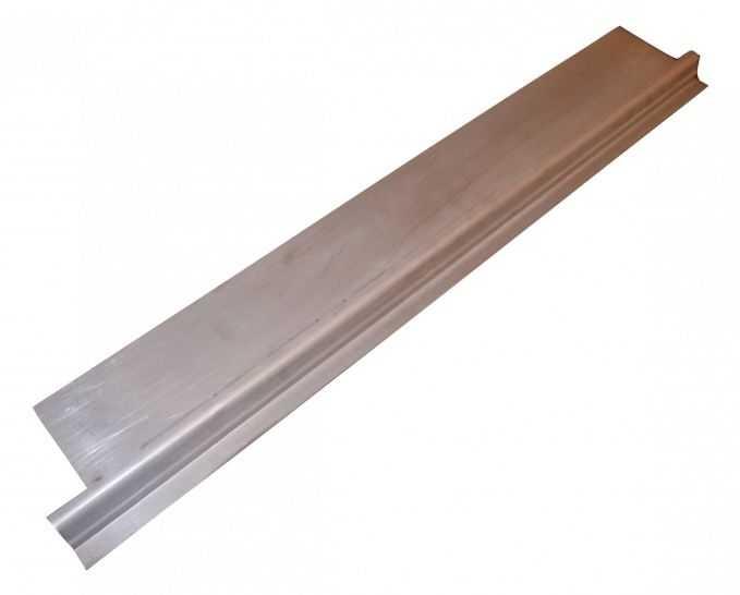 Rynienka drzwi tylnych  CITROEN JUMPER 94-02, 02-06 - medium