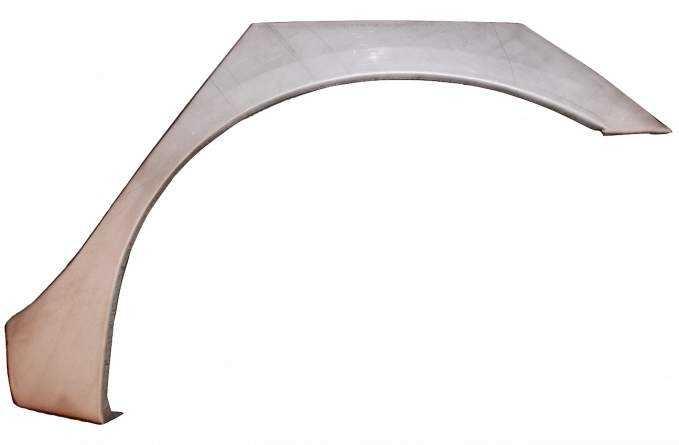 Reperaturka błotnika tylnego  FIAT STILO 01-07 5D - medium