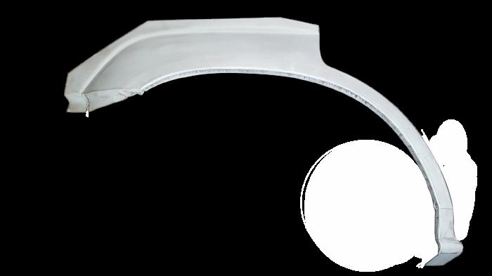 Reperaturka błotnika tylnego TOYOTA LAND CRUISER (J120) 03-10 - medium