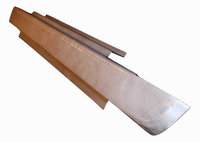 Próg pod drzwi przednie RENAULT TRAFIC 80-01 - medium