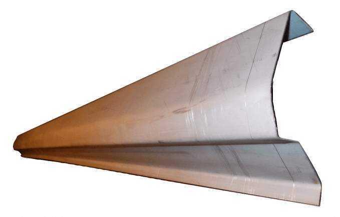 Reperaturka progu VOLKSWAGEN POLO 01-05, 05-09 - medium